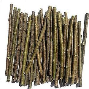 Natural Babool Chew Sticks Datun 15 pcs