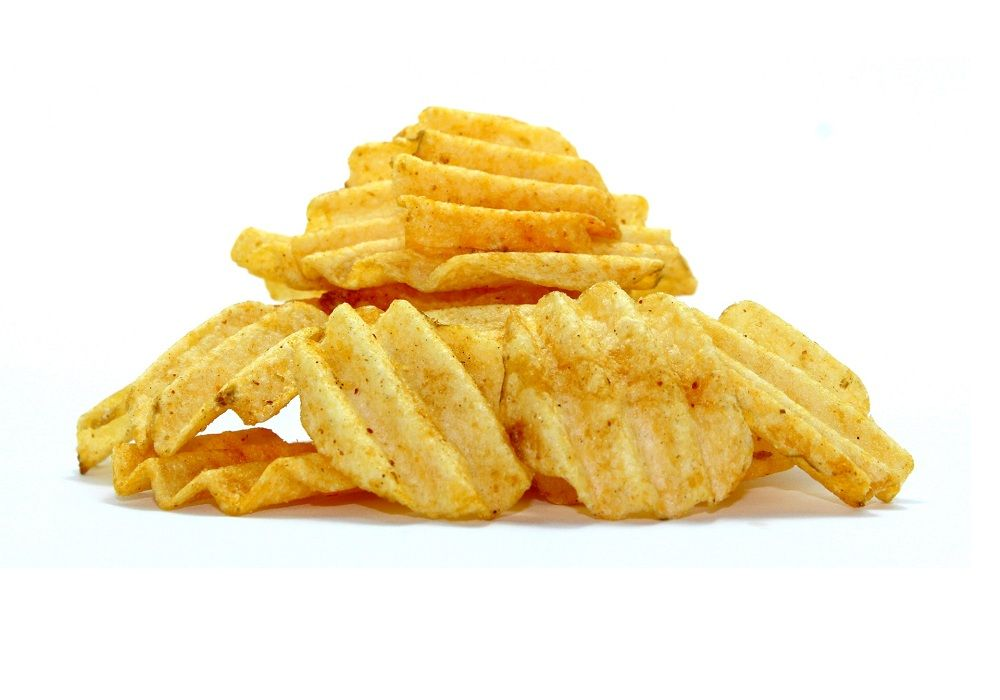 Potato chips Easy and Healthy Snacks